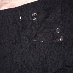 Nicole Shorts - Black shorts